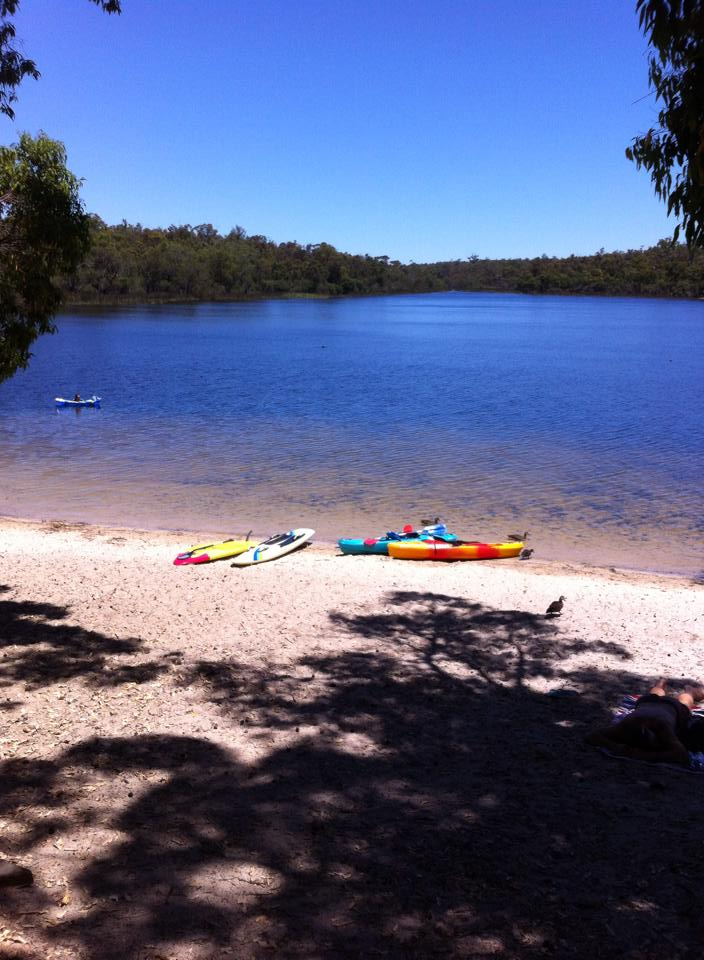 Lake Leschenaultia Perth Hills