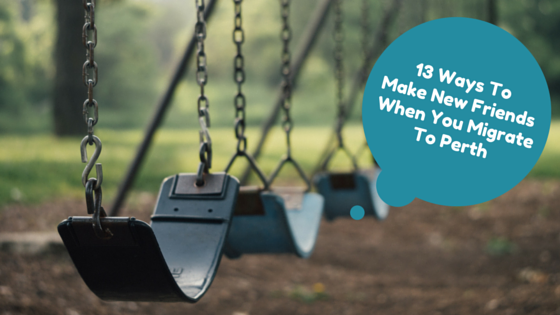 13 ways to make new friends when you migrate