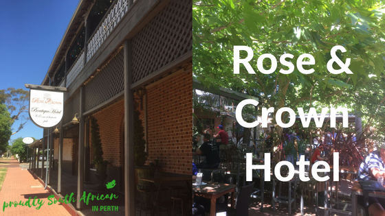Rose & Crown Hotel Guildford