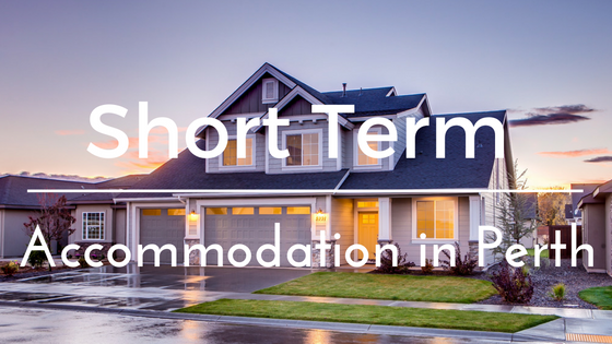 Short Term accommodation in Perth