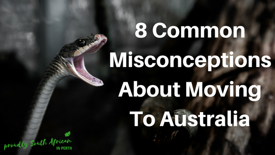 8 Common Misconceptions About Moving To Australia