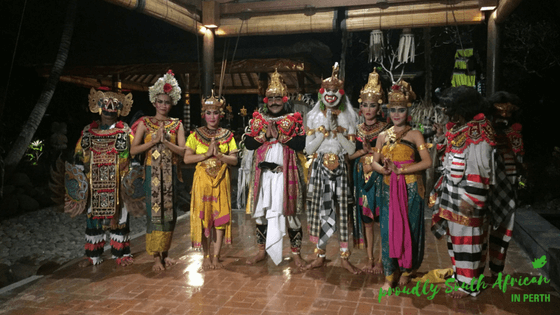 Lotus Restaurant Melia Nusa Dua Bali