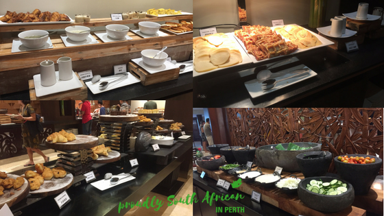Melia Nusa Dua Breakfast Buffet