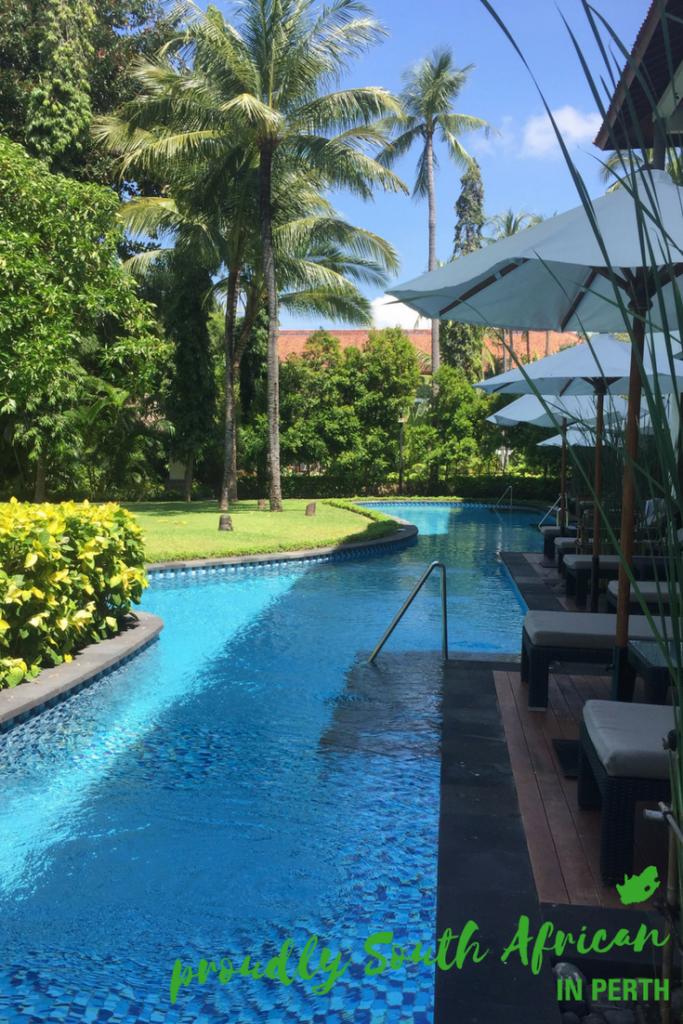 Melia Nusa Dua Lagoon Access Room Pool