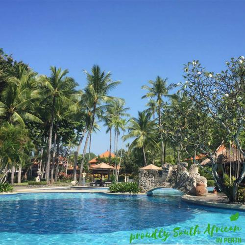Pool Melia Nusa Dua Bali