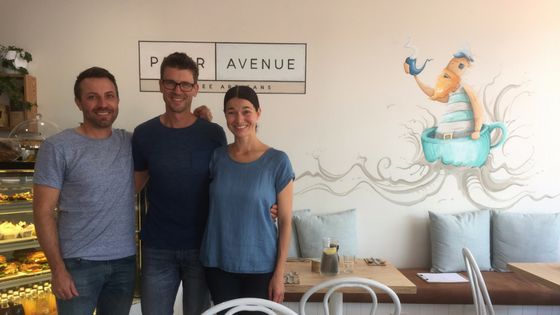 Paper Avenue Cafe Joondalup Owners