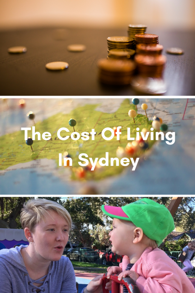 The Cost Of Living In Sydney - pinterest
