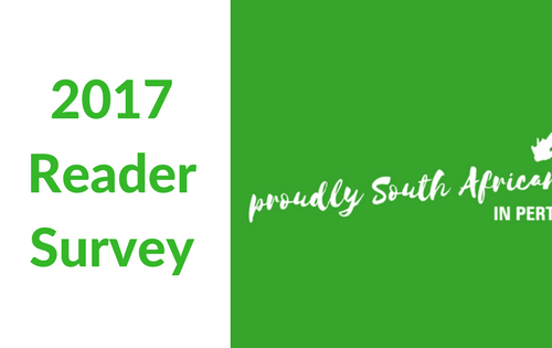 Survey date in Perth