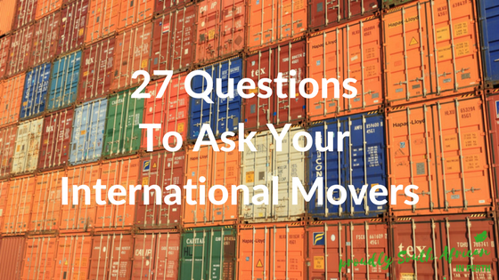 27 Questions You Need To Ask Your International Movers Before You Move To Australia