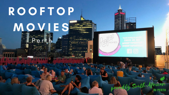 Rooftop Movies Perth - Outdoor Cinemas Perth