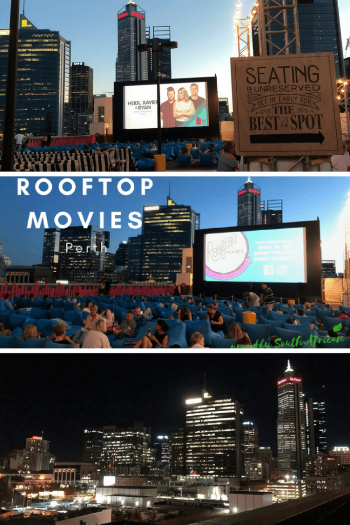 Rooftop Movies Perth - Outdoor Cinemas In Perth