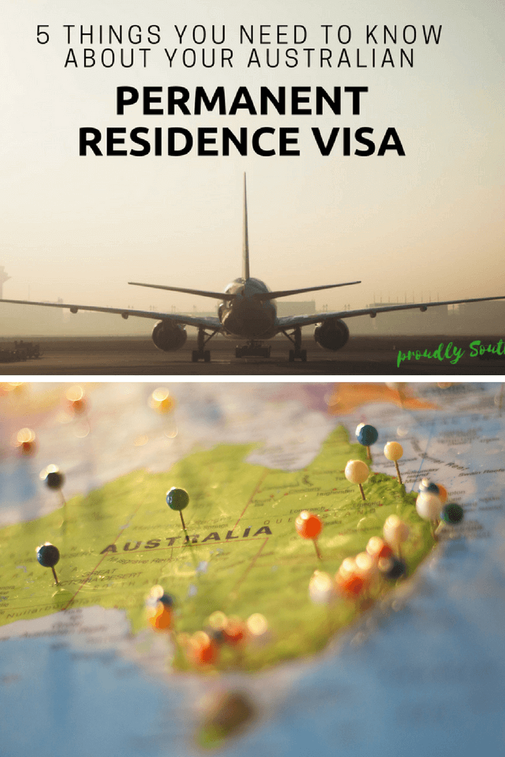how to get australian residency visa