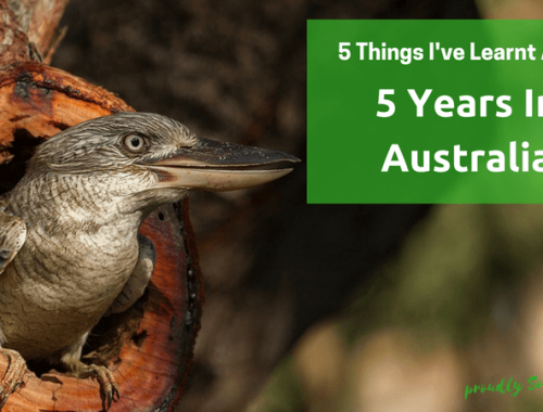 5 Things Ive Learnt After 5 Years In Australia - Proudly South African In Perth
