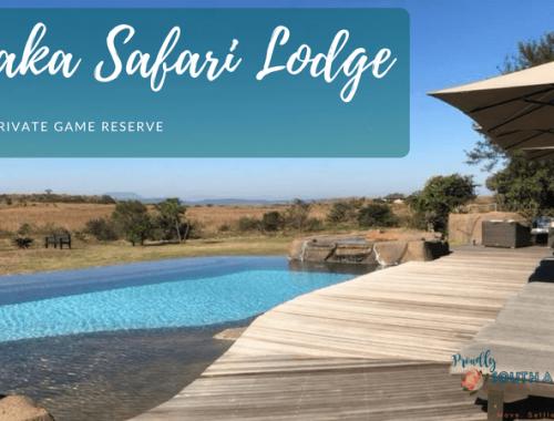 Ndaka Safari Lodge - Nambiti Private Game Reserve - Proudly South African In Perth