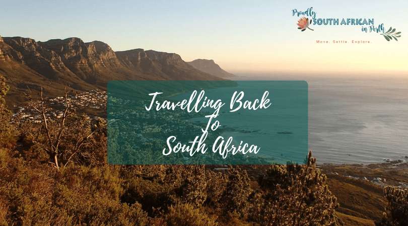 Travelling Back To South Africa On A Foreign Passport What You Need To Know