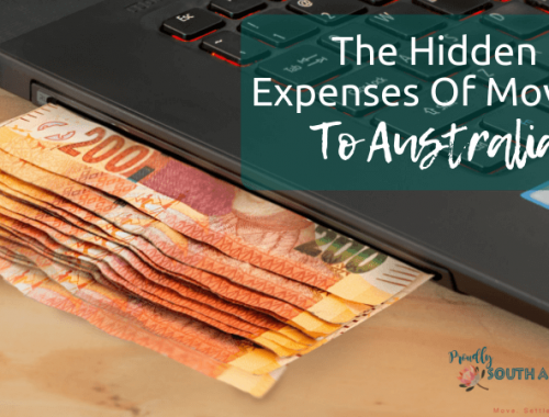 The Hidden Expenses Of Moving To Australia - Proudly South African In Perth