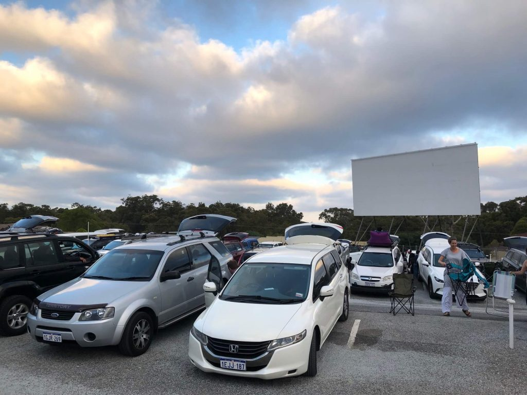 Galaxy Drive In Cinema Perth - Proudly South African In Perth