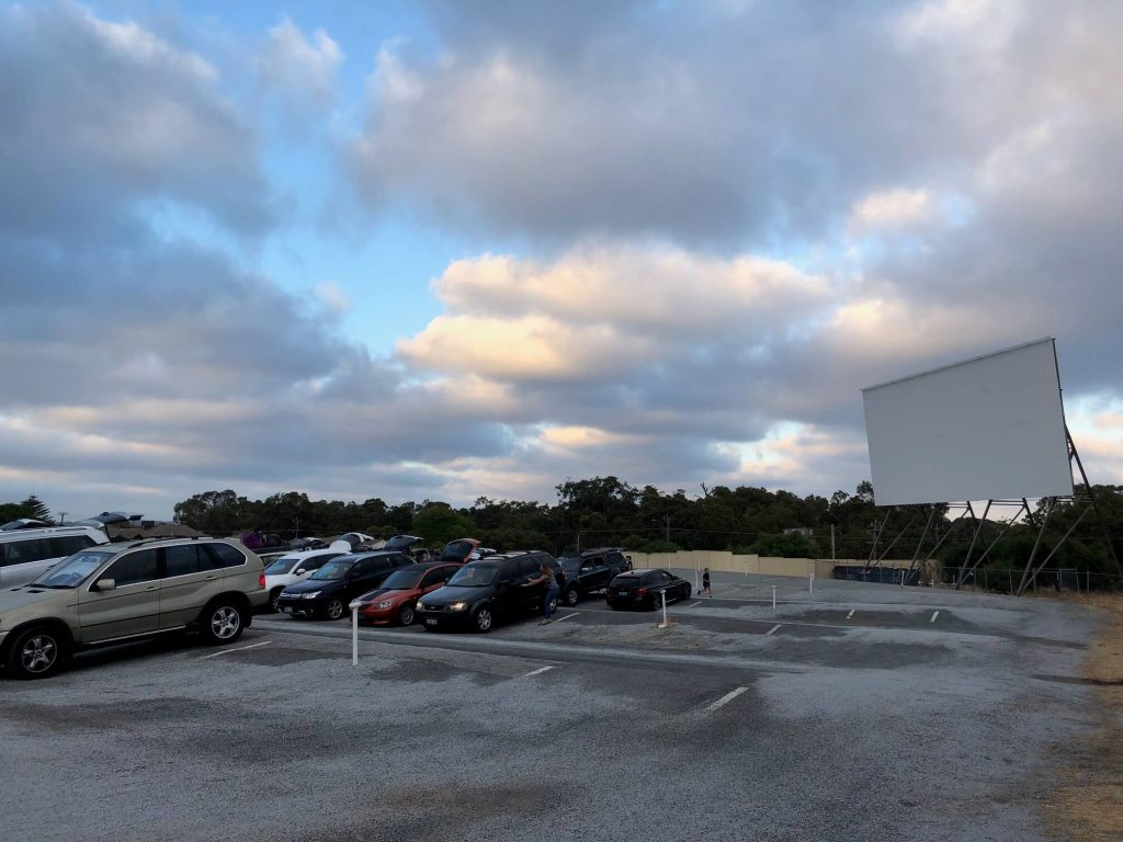 Galaxy Drive In Movies Perth - Proudly South African In Perth