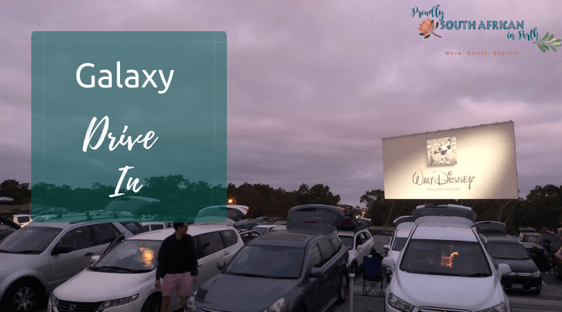 Galaxy Drive In Perth - Proudly South African In Perth