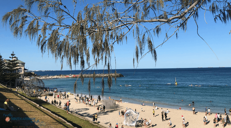 Cottesloe Beach - Proudly South African In Perth