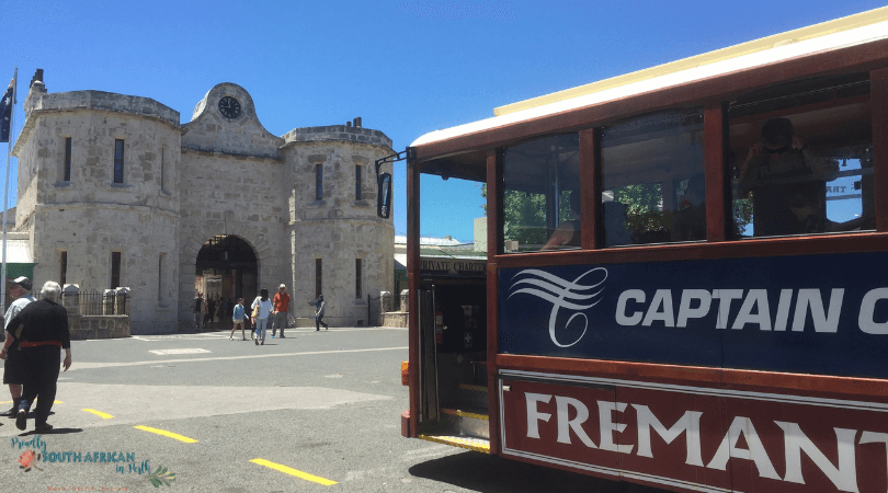 Fremantle Prison and Tram Tour - Proudly South African In Perth
