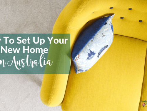 How To Set Up Your New Home In Australia On A Budget
