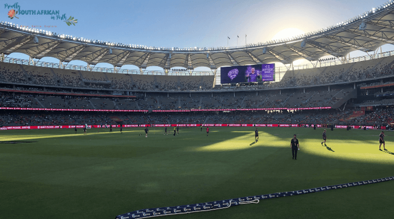 Optus Stadium Perth - Proudly South African In Perth
