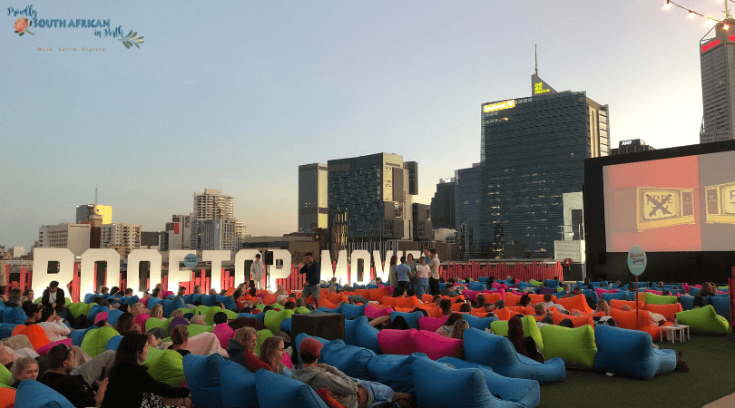 Rooftop Movies Perth - Proudly South African In Perth