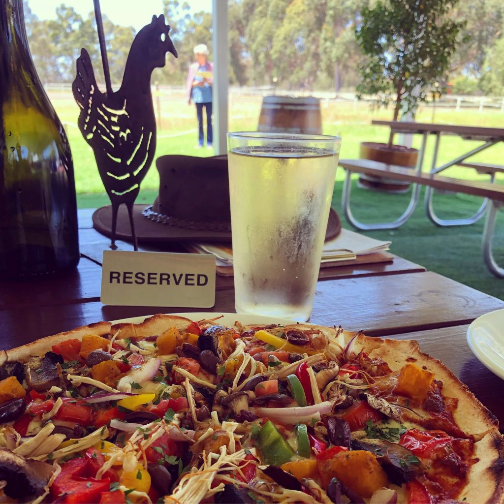 Pizza and Cider at The Henley Brook - Swan Valley Perth