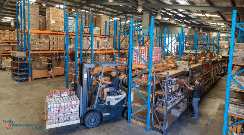 Cape To Cairo Warehouse - Proudly South African In Perth