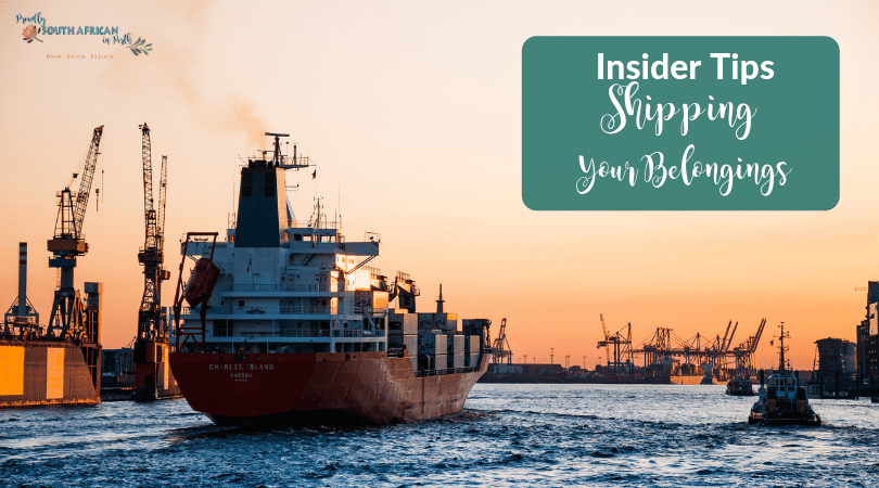 Shipping Your Belongings To Australia - Insider Tips