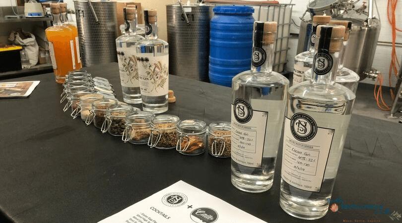 High Spirits Gin Tour Perth