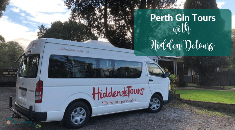 Perth Gin Tours With Hidden deTours