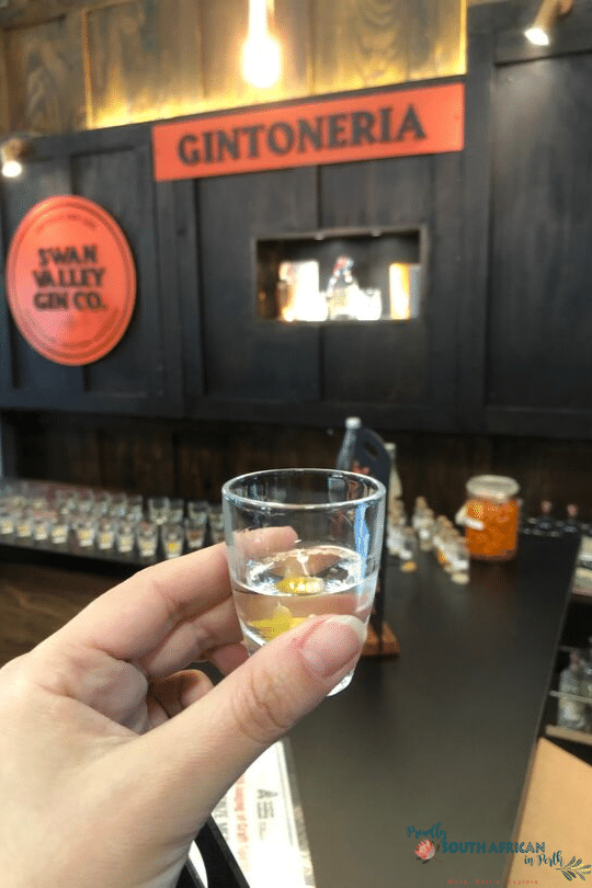 Swan Valley Gin Co - Gin Tour Perth