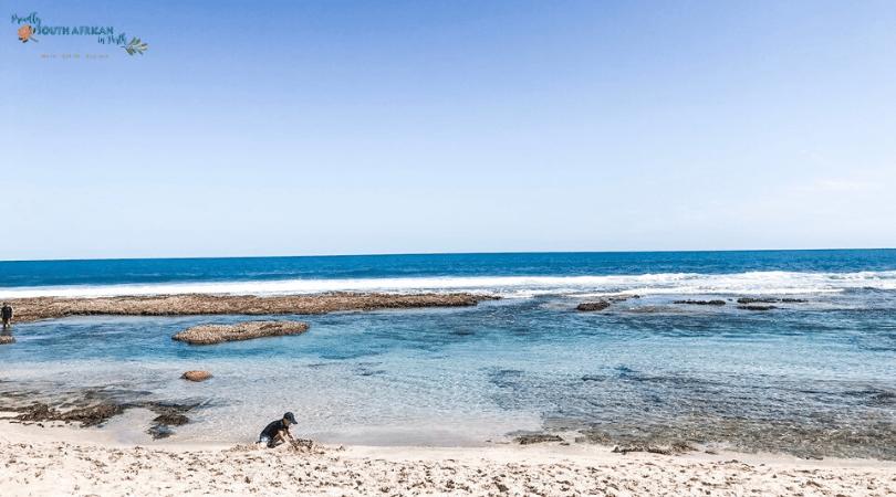 Blue Holes Kalbarri Snorkelling Spot