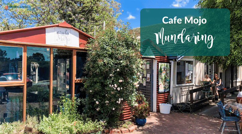 Cafe Mojo Mundaring - Proudly South African In Perth
