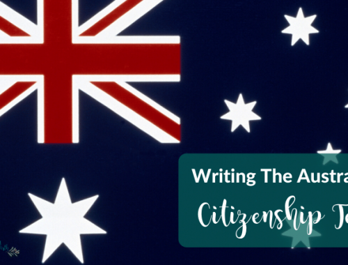 What To Expect When You Write Your Australian Citizenship Test