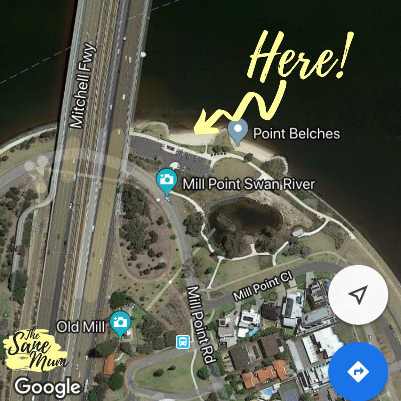 Hidden Beach Perth City - Where To Find It