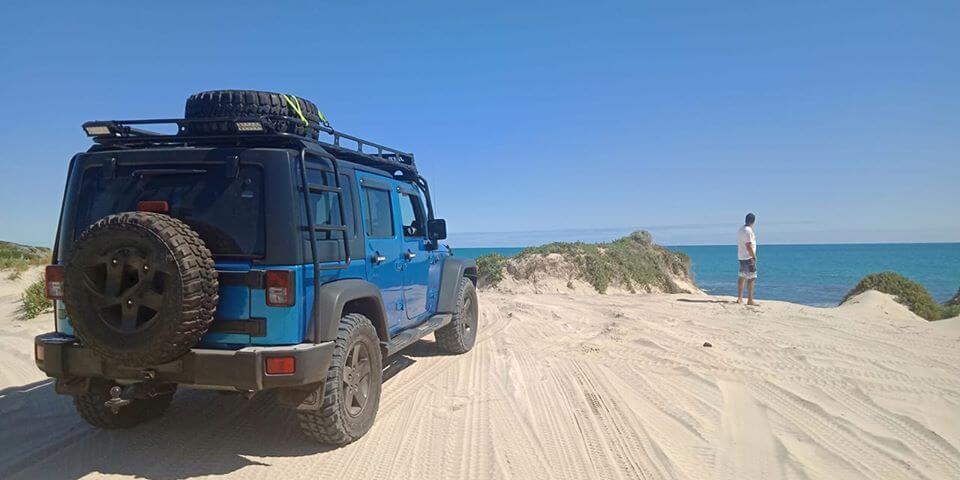 Wilbinga 4x4 Beach