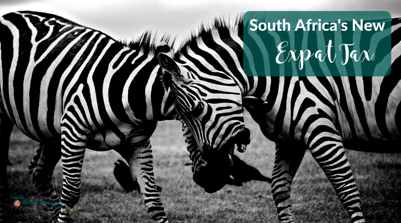 South Africa's Expat Tax 2020 - Proudly South African In Perth