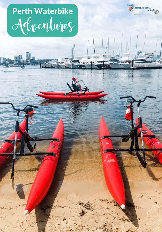 Waterbike Adventures Perth