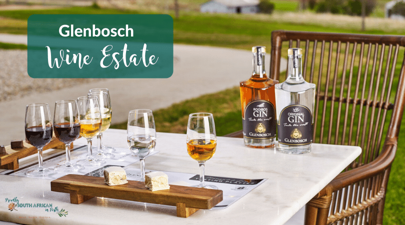 Glenbosch Wine Estate And Distillery Beechworth - Proudly South African In Perth