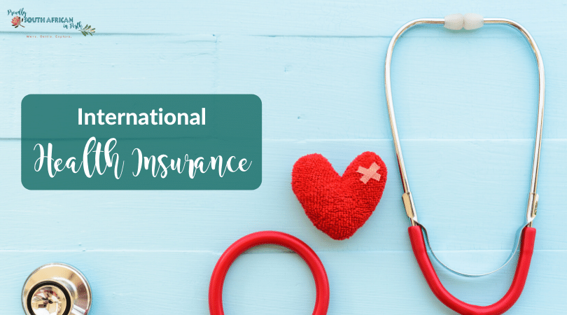 International Health Insurance v Travel Insurance - Proudly South African In Perth