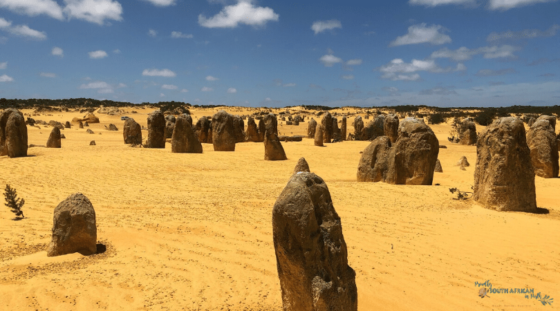 The Pinnacles - Cervantes WA Road Trip