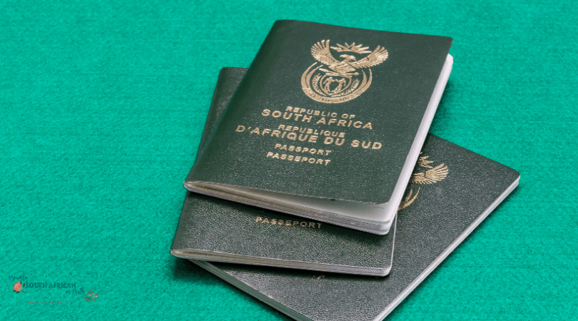 How to renew your south african passport from Australia - South African passport renewals from overseas