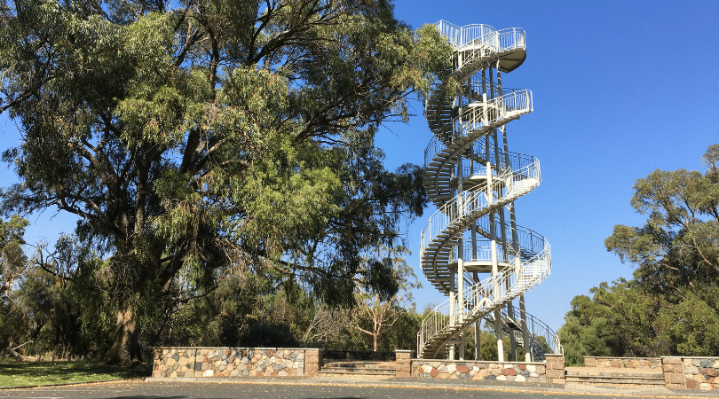 Kings Park DNA Tower Perth