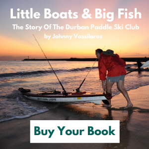 Little Boats and Big Fish - Durban Fishing Book