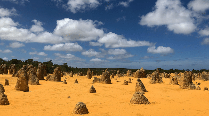 The Pinnacles - Places to visit in Western Australia