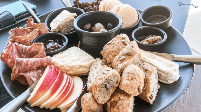 WA Cheese board from Two Birds Fromagerie