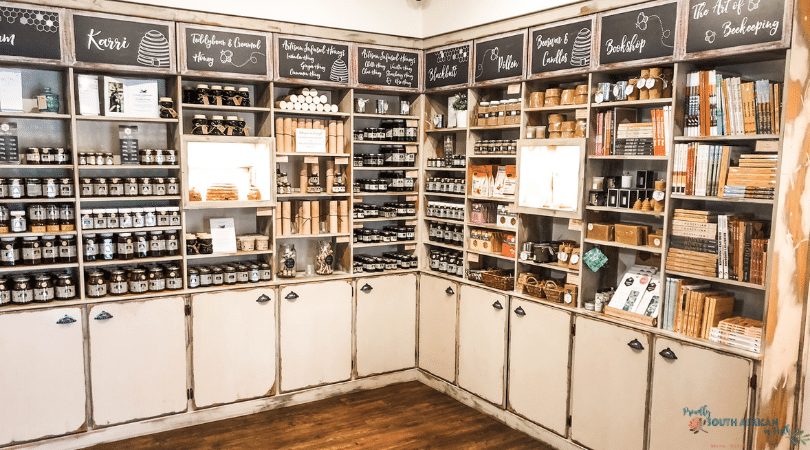 Honey Shop at The House of Honey